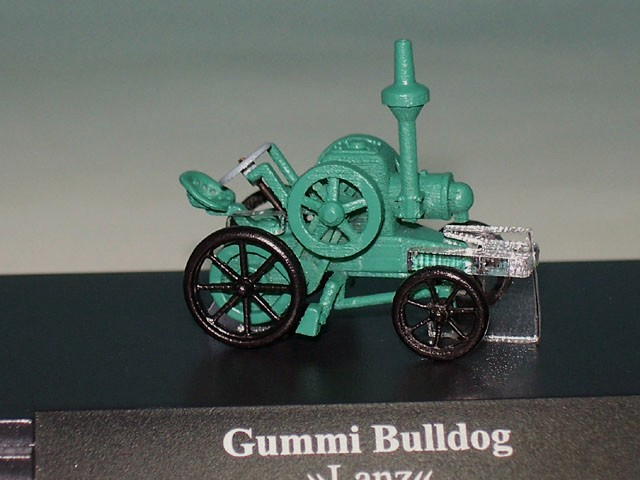 Gummi Bulldog Lanz (BJ 1921) (BUS 59907)