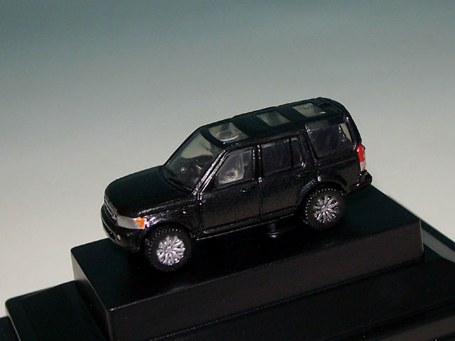 Land Rover Discovery 4, schwarz (OXF 200 12869 9)