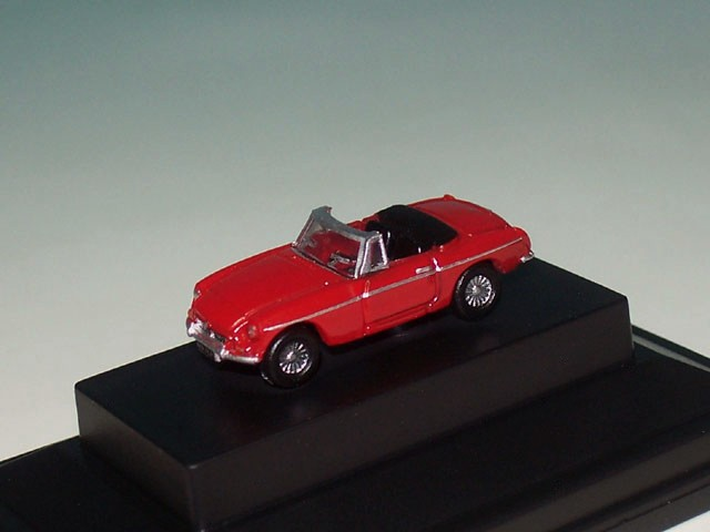 MGB Roadster, rot (OXF 200 12021 1)